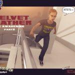 Y3DF – Velvet Feather 2