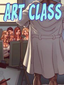 Art Class Complete! – BlacknWhite