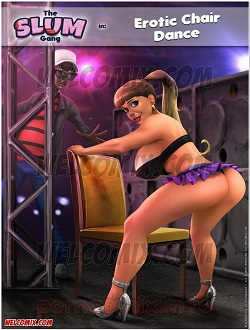 The Brazilian Slumdogs- Erotic Chair Dance