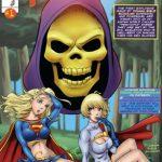 Tijuana Bible Scholar – Pervtopia (Supergirl)