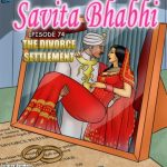Savita Bhabhi Episode 74 – The Divorce Settlement