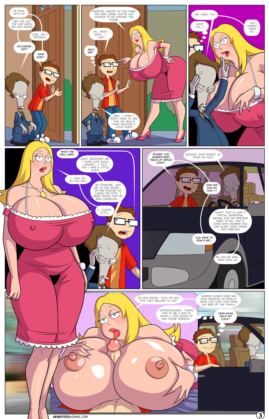 american dad porn comic