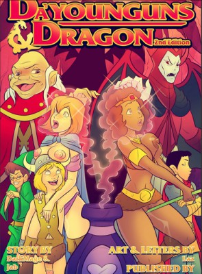 Da'Younguns & Dragon 2 [Update]- Comix