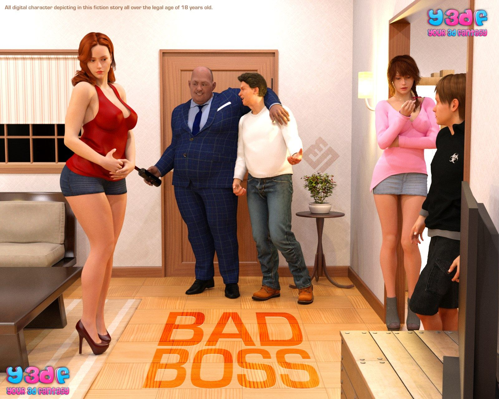 Y3DF- Bad Boss [Update]