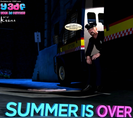 Y3DF – Summer is Over