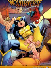 Logan πορνό κόμικ
