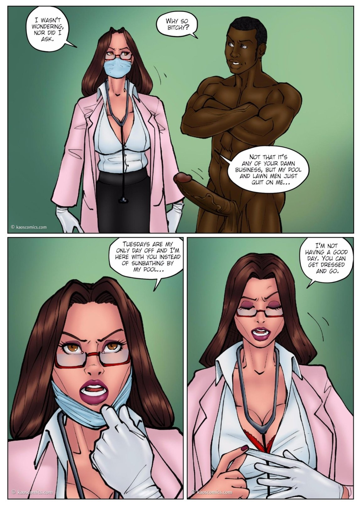Full Comic Sex