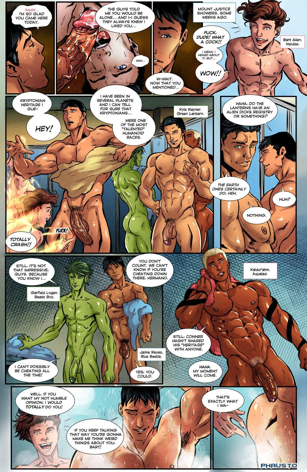 gay porno komiks online
