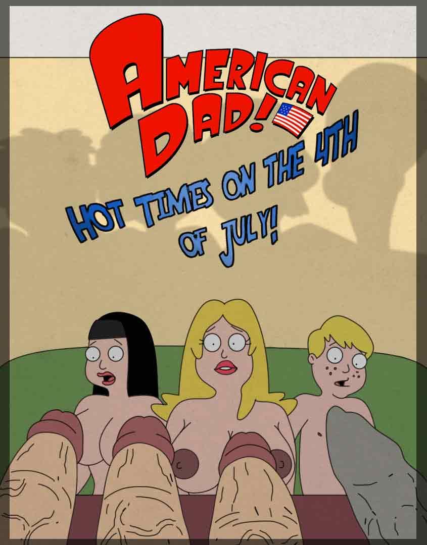 American Dad Hayley X Porn Futa - American Dad! Hot Times On The 4th Of July! [Grigori ...