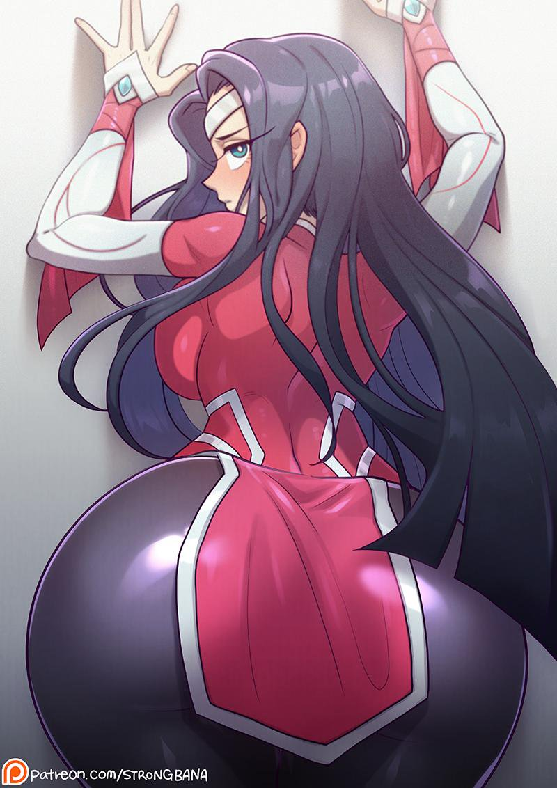 Anime Com Hentai great unite [strongbana] | freeadultcomix | free online