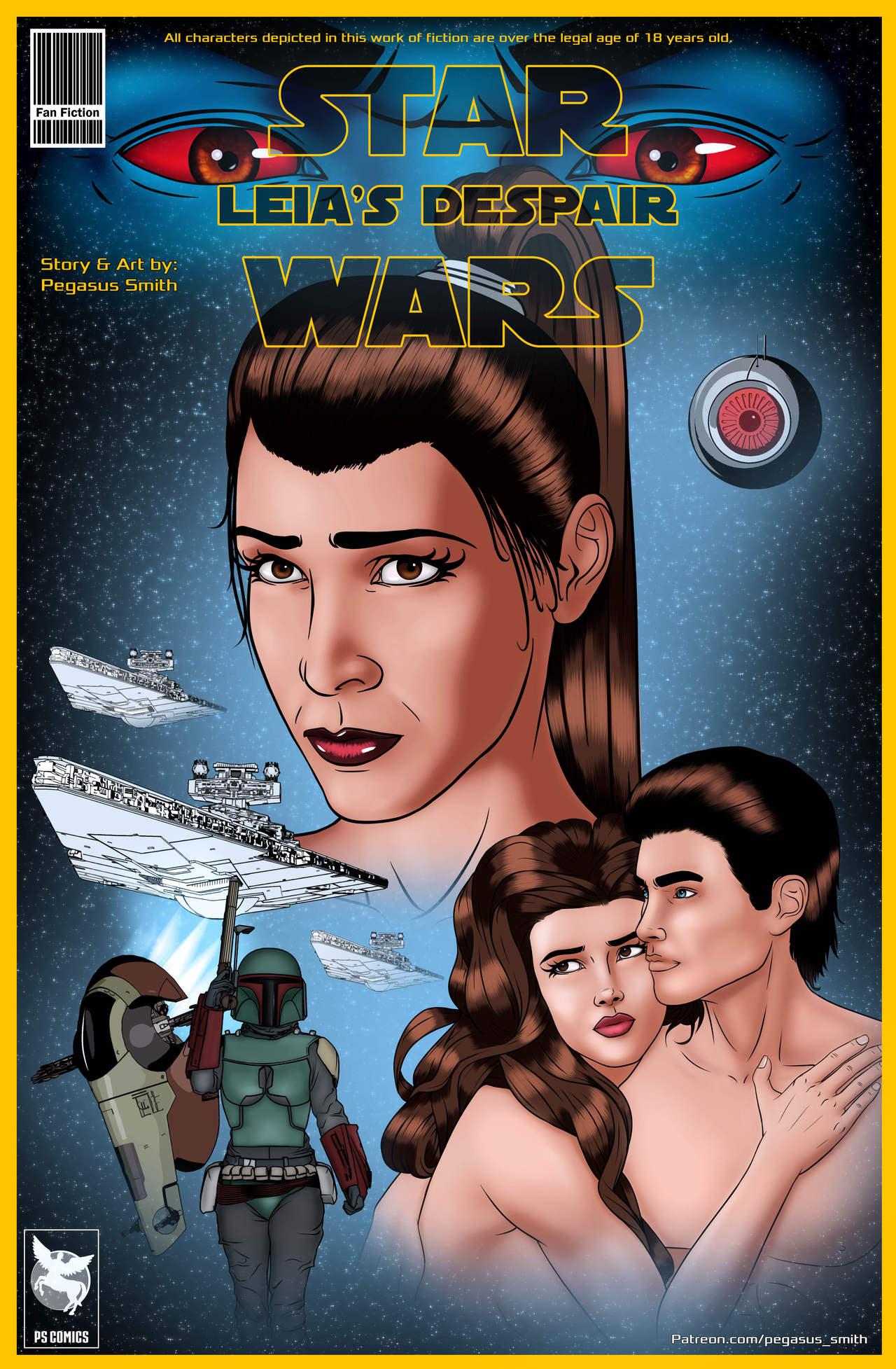 Clone Wars komiks porno seks szczeliny odbytu