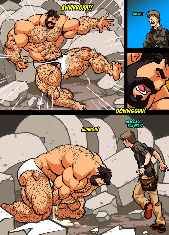 3D Gay Comic Porn hercules battle of strongman pt3mauleo | freeadultcomix