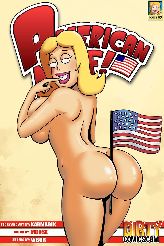 American Erotic Comics karmagik – american milf issue 2 [dirtycomics