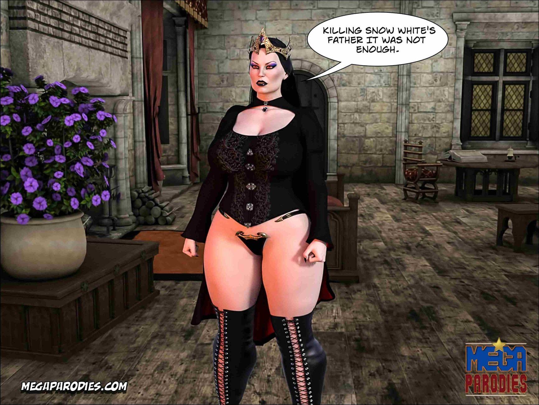 Snow White 3 – Mega Parodies