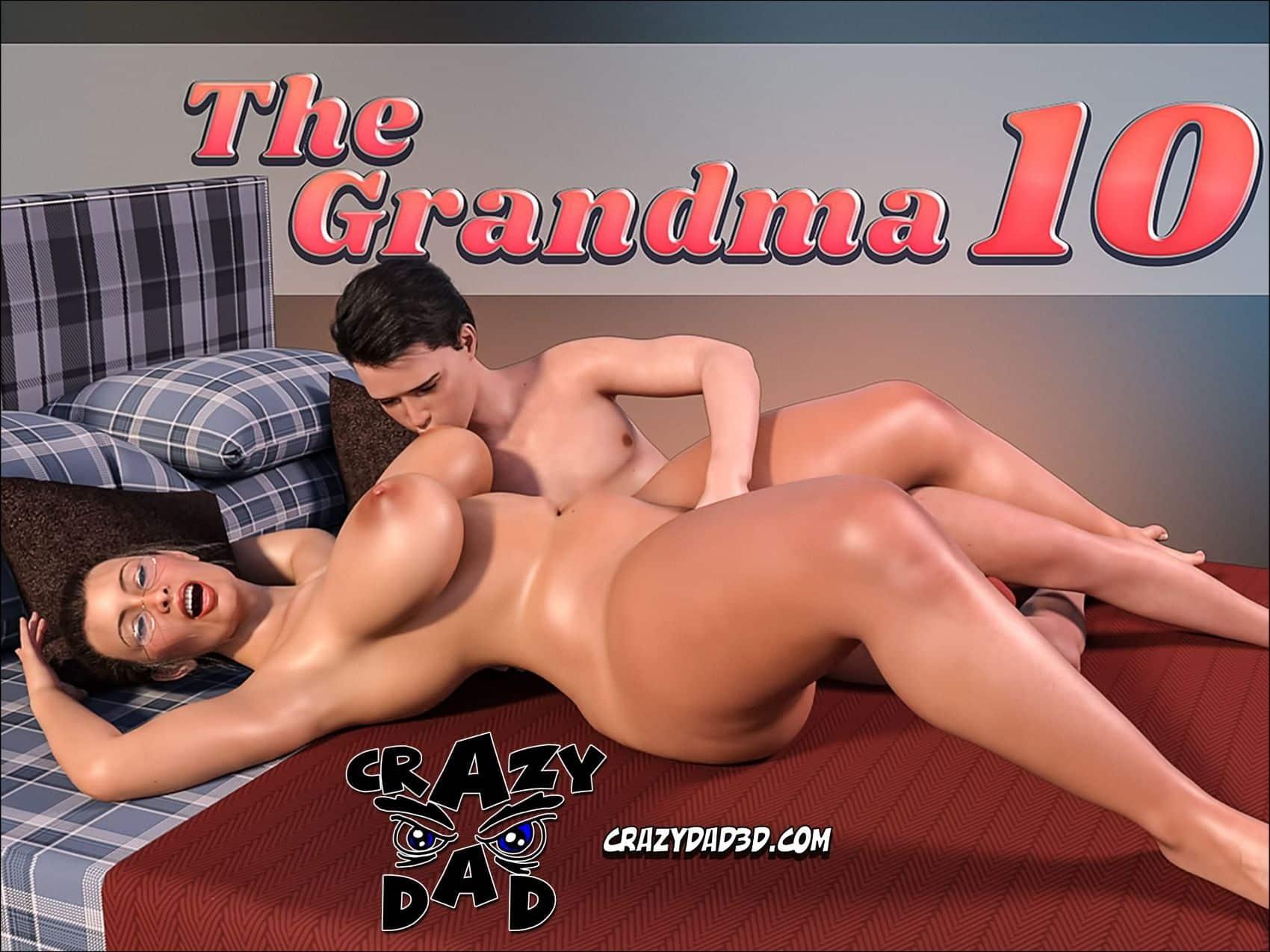 Crazydad3d The Grandma 10 Incest Sex