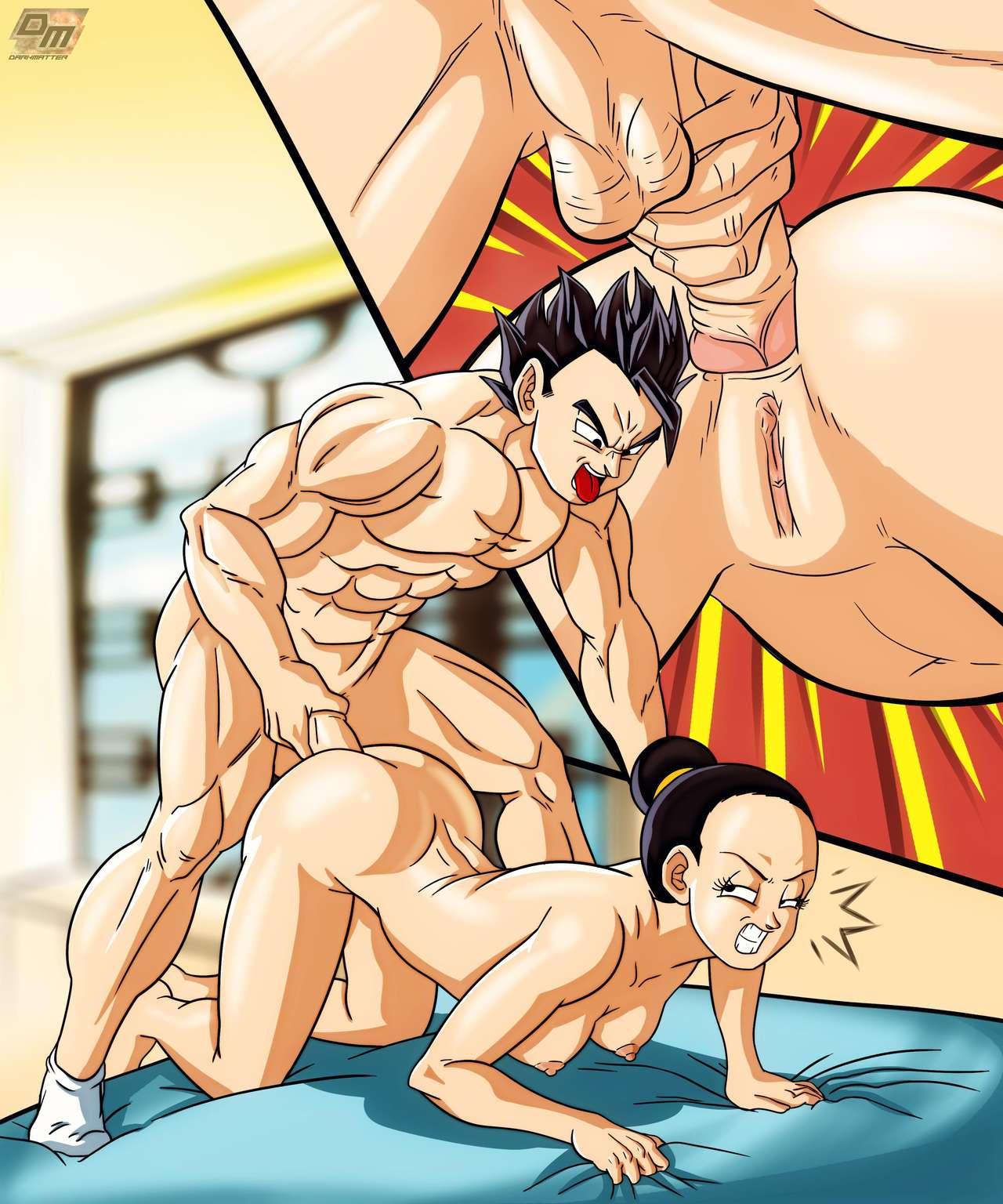 porno dragon ball shishi e goham