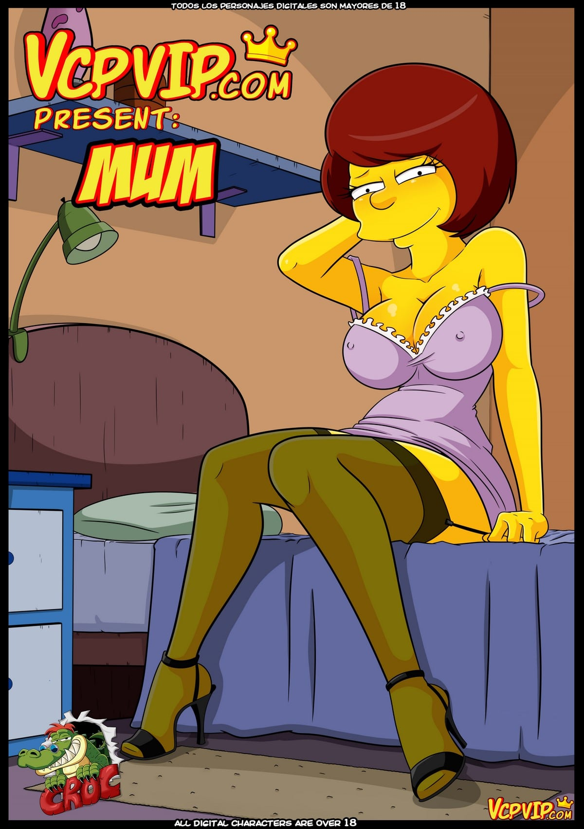 Porno the comic simpsons Бесплатно Симпсоны