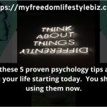 5 psychological tricks famous people use them all the time - 5 PSYCHOLOGICAL TRICKS Famous People use them all the time.