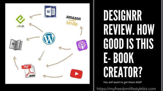 designrr the honest review what can you expect from this ebook creator tool by paul clifford bannister 1 - Designrr the honest review. What can you expect from this ebook creator tool by Paul Clifford Bannister?