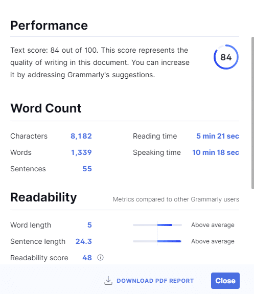 we tested copysmith ai to see how good it is at creating longform content 7 - We Tested Copysmith.ai To See How Good It Is At Creating Longform Content