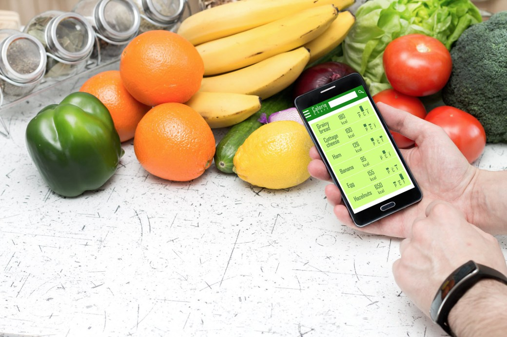 Top 10 Free Calorie Counter Apps For Android - Google Play Store ...