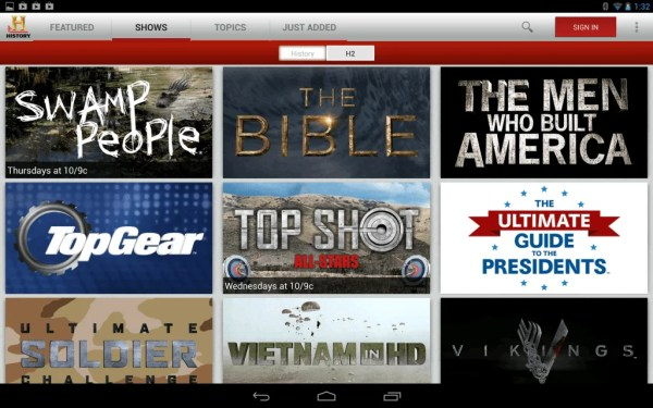 15 Best apps to watch TV shows for free on Android and iOS ...