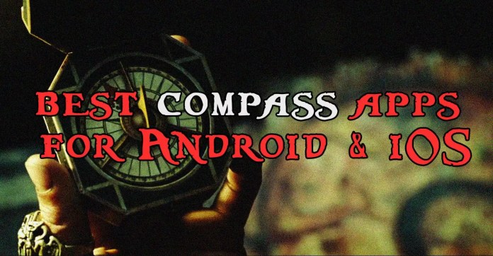 15 Best Compass Apps For Android Ios Free Apps For Android And Ios