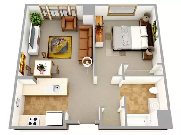 Layout Planner Bedroom