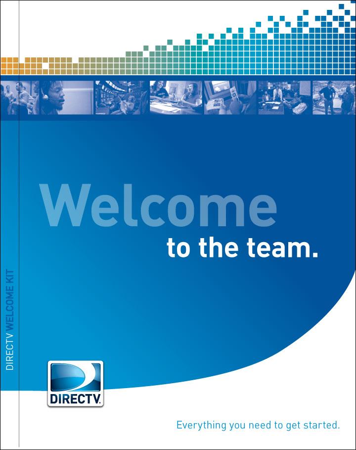 welcome folder