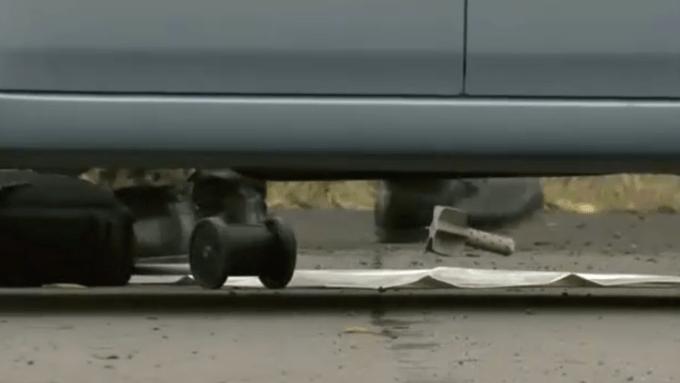 饗庭野演習場の81ミリ迫撃砲が当たった車の画像は?過去にも事故が!