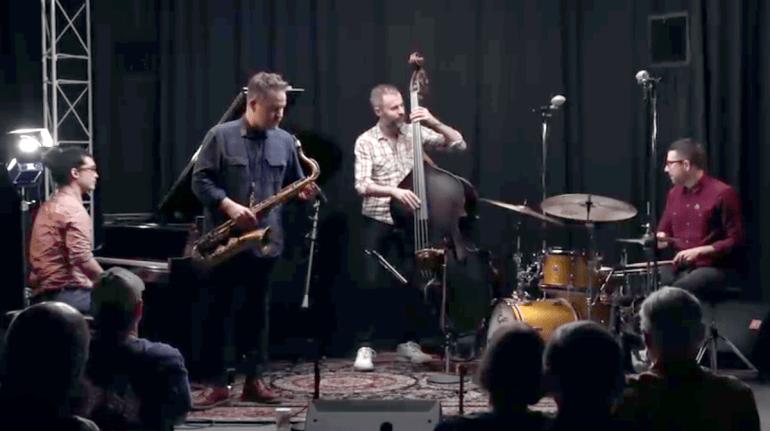Mark Giuliana Quartet
