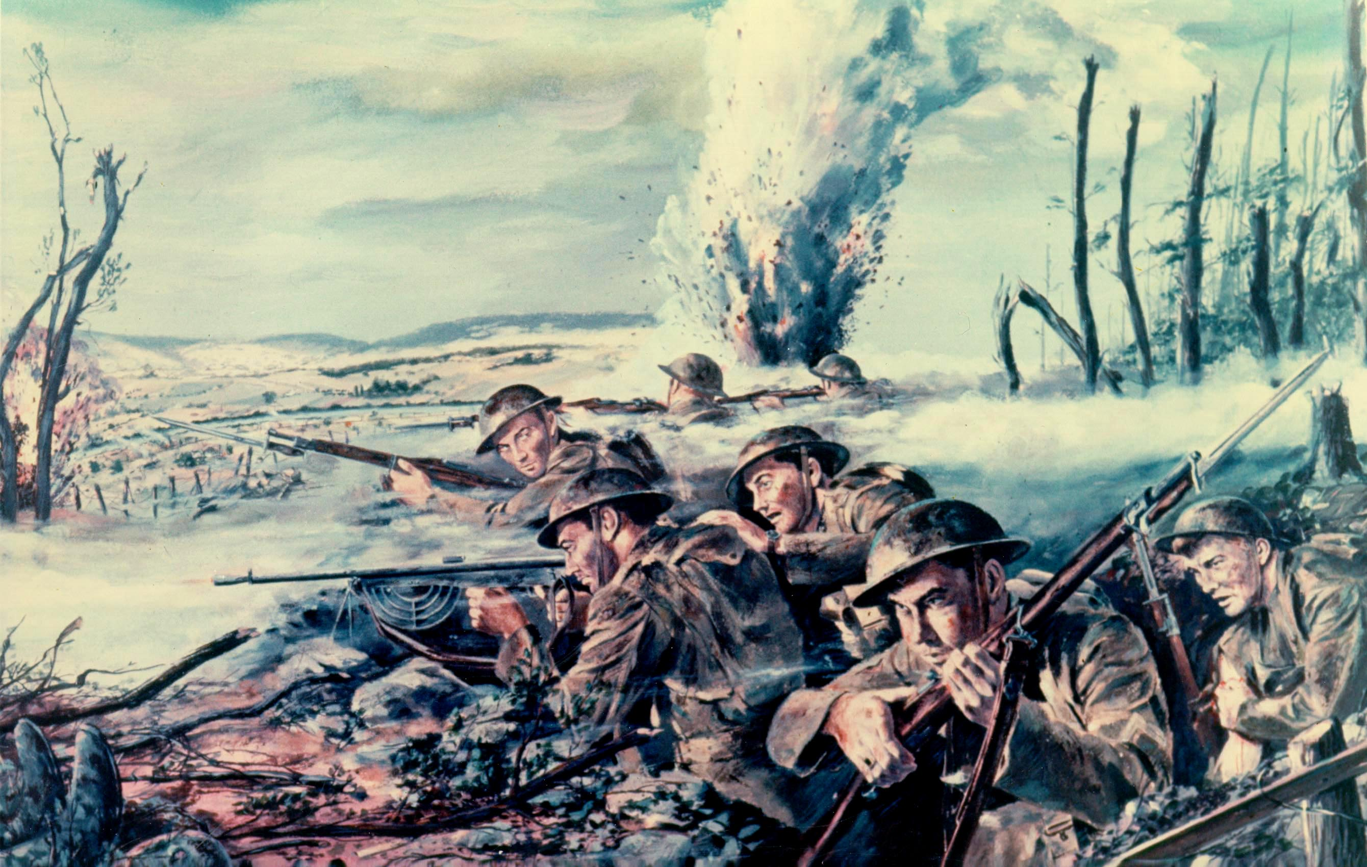 Us Army To Spend 600k On World War I Art