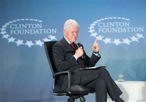 Clinton Charities Raked in Millions of Taxpayer Dollars