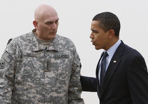 Army Chief Ray Odierno: U.S. Military Could Have ...