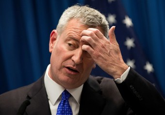 De Blasio Press Office Spreads False Rumor, Tweets Immigration Officials Going After 4th Grader