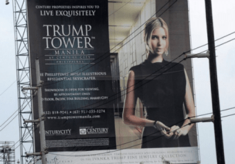 Media Falls for False Story About New Ivanka Trump Billboard (That Was Taken Down Years Ago)