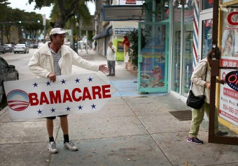 Obamacare Enrollees Rate Coverage Worse Than Those Insured From Another Source - Washington Free Beacon