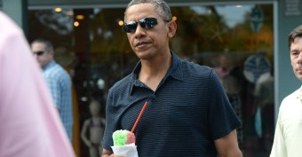Obama Has Spent Thousands on Lavish Vacations. And Some of His Fellow Dems Are Not Happy...
