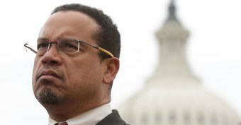 Dem Rep Keith Ellison Says Trump Is Like King George Because He Uses Twitter