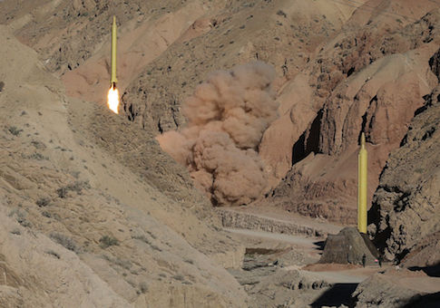 Report: Iran Building Long-Range Ballistic Missiles in Syria