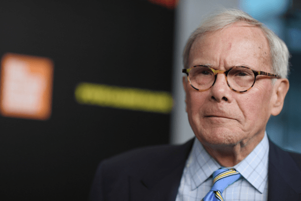 Brokaw Claims He Was 'Hacked' When He Tweeted Link to ...