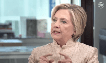 "Hillary Calls Abortion a ""Fundamental Human Right"""