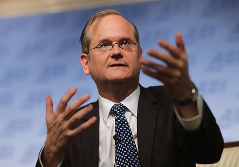 Harvard's Lawrence Lessig Insists Clinton Could Still Be ...