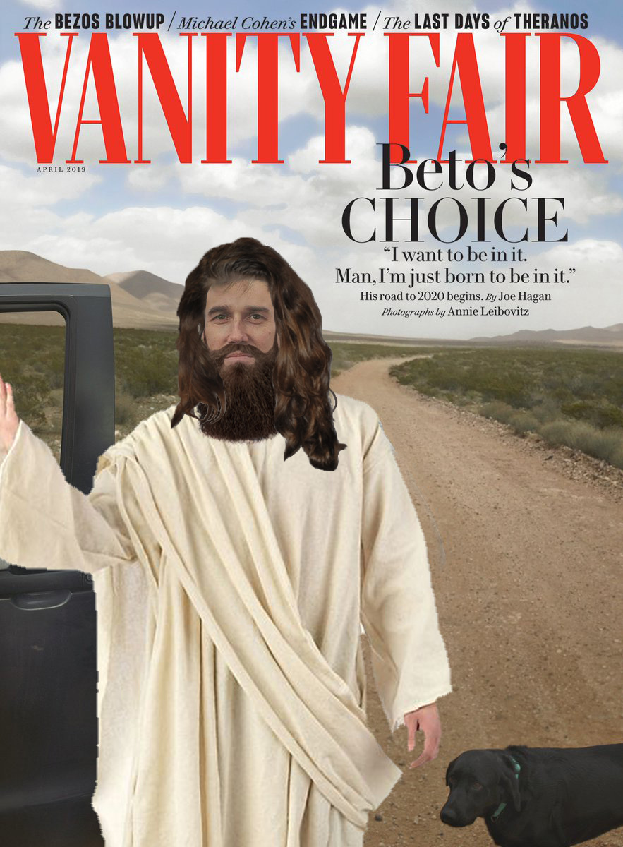The Second Coming Of Beto ORourke
