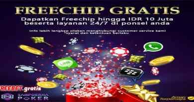 Promo Freebet Gratis Rp 10.000 Dari Sampoerna Poker
