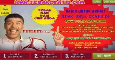 Promo Tebak Nomor Berhadiah 10000 Dari Laskar4d.com