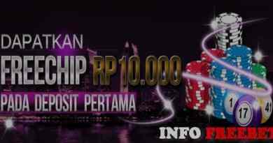 Freebet Terbaru 10.000 Dari TOTOKINI Deposit Perdana