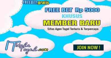 Promo Freebet Gratis Tanpa Deposit Dari IDOLATOGEL.COM