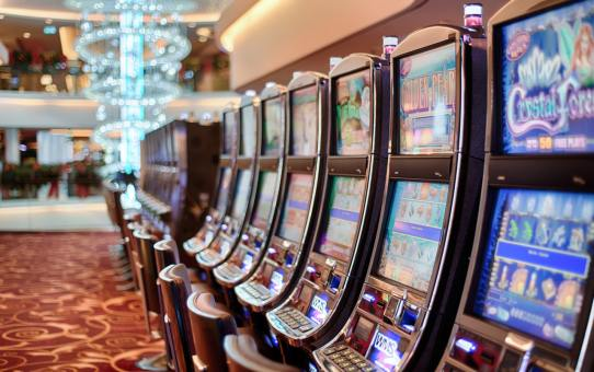 Are Online Slots More Fun than a Real Casino Slots?
