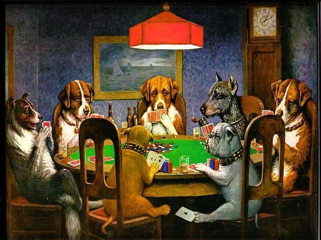 Is Online Poker just as Fun as Offline Poker?